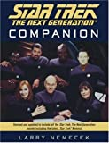 The Next Generation Companion: Star Trek The Next Generation