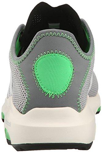 Adidas ClimaCool S78565 Voyager scarpe, bagliore blu / gesso bianco / shock Blu - 4,5 Clear Onix/Clear Grey/Energy Green