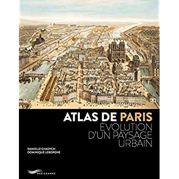 Atlas de Paris 2018