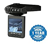Drumstone Mini 1080P HD Car Camera Recorder for All Cars (Color may vary)