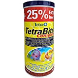 TetraBits Complete Fish Food for Growth and Health 375g / 1250ml