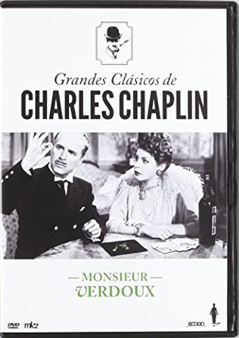 Monsieur Verdoux- Grandes Clasicos [Import espagnol]