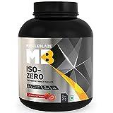 #4: MuscleBlaze Zero Carb Iso-Zero, 100% Whey Protein Isolate (2Kg)