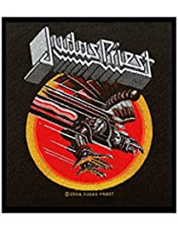 Judas Priest Screaming For Vengeance - Parche, tejido y licencia oficial