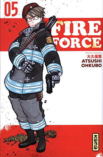 Fire Force, tome 5