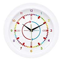 Apex Homeware Easily Learn to Tell The Time Children