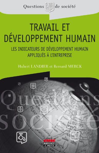 Travail et développement humain: Les in...