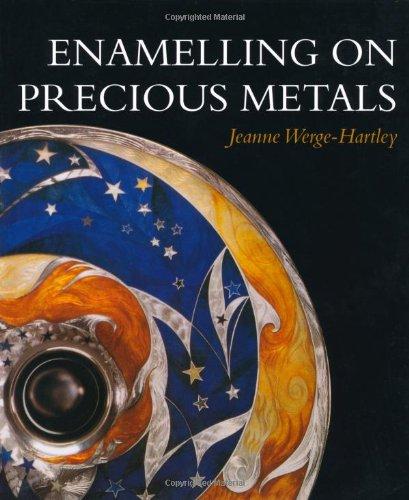 Enamelling on Precious Metals