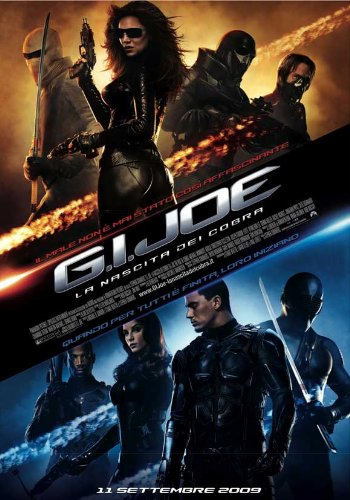 G.I. Joe: Rise of Cobra Plakat Movie Poster (11 x 17 Inches - 28cm x 44cm) (2009) Italian E
