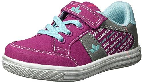 Lico Club Vs, Sneakers basses fille Pink (PINK/GRAU/TUERKIS)