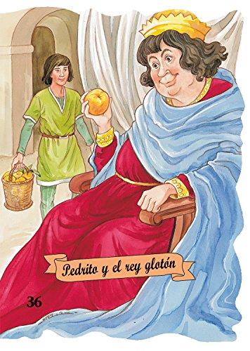 Pedrito y el rey glotón (Troquelados clásicos)