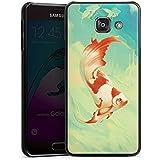 Samsung Galaxy A3 (2016) Housse Étui Protection Coque Poisson rouge Eau Water