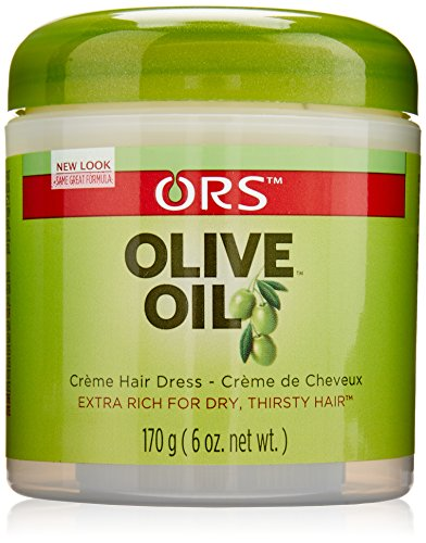 Organic Root Stimulator Olive Oil 237 ml Jar (Haarcremen)