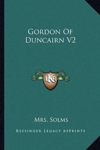 Gordon of Duncairn V2