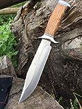 Couteau de chasse Auvex classique de 32 cm TOM * élégant et simple * Couteau de survie dans la nature, Couteau de chasse Tom