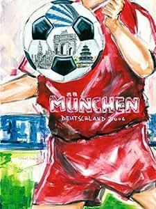 Hopf, Michael - München - Kunstdruck Artprint - Grösse 50x70 cm