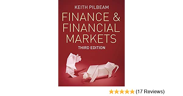 Pilbeam Finance And Financial Markets Ebook Download