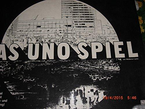 Preisvergleich Produktbild Das Uno Spiel von Waldemar Lentz