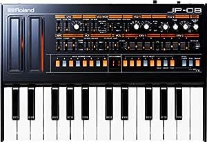Synthés analogiques ROLAND JP-08 + CLAVIER K25M