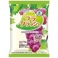 [Tokuho] MannanLife campo konjac Lara sabor de uva accidente 24g * 8 piezas X12 bolsas