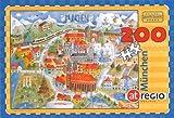 Unbekannt Winning Moves AR60005 - Städte-Puzzle München, 200 Teile