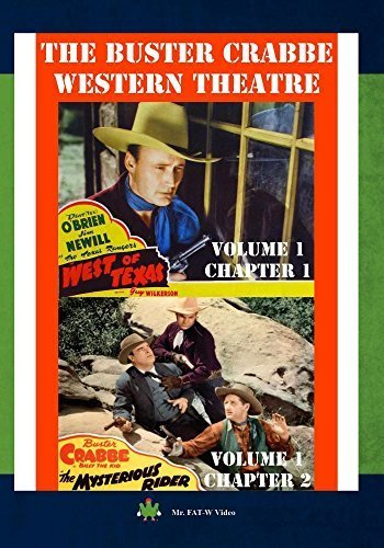 the-buster-crabbe-western-theatre-volume-1-by-dave-obrien