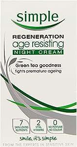 Simple Regeneration Age Resisting Night Cream (50ml)