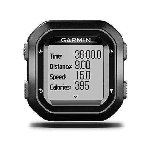 Garmin Edge 20 - Ordenador de bicicleta con GPS (Reacondicionado Certificado)
