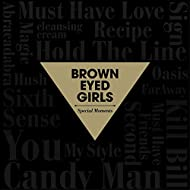 Brown Eyed Girls Best - Special Moments