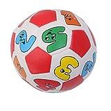 Colorful Soft Ball Baby Krafttraining Vorschule Lernspielzeug 10cm