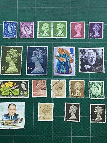 International Postage Stamps (English Edition)