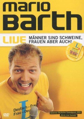 Sony Music Entertainment Mario Barth - Männer sind Schweine, Frauen aber auch!