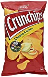 Lorenz Snack World Crunchips Cheese & Onion, 20er Pack (20 x 175 g)