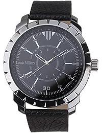 Louis Villiers reloj cuarzo LV1033 hombre