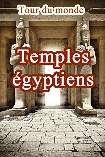 Couverture du livre Temples égyptiens