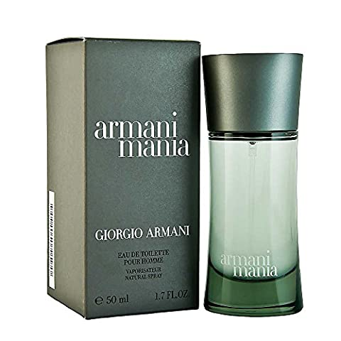 Giorgio Armani Mania Eau de Toilette for Men - 50 ml