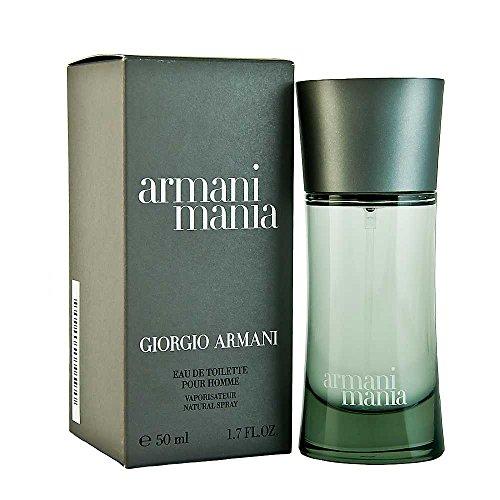 Armani Mania homme/men, Eau de Toilette, Vaporisateur/Spray, 50 ml
