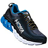 Hoka One One Arahi 2 Running Shoes Men Black/Charcoal Gray Schuhgröße US 11 | EU 45 1/3 2018 Laufsport Schuhe