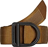 5.11 TACTICAL 511-59405-120 Ceinture Homme, Coyote, FR : M (Taille Fabricant : M)