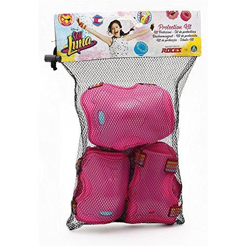 Soy Luna Disney Skate de Equipo de protección, M