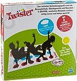 Hasbro Spiele 98831100 - Twister, Kinderspiel -