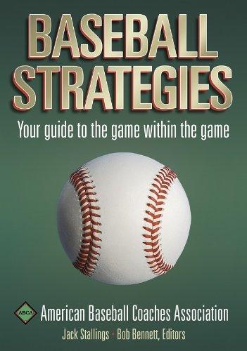 Baseball Strategies (English Edition)