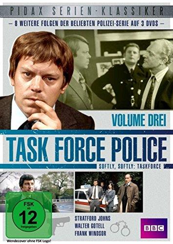 Task Force Police, Vol. 3 (3 DVDs)