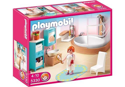 Playmobil - Baño Rosa (5330)
