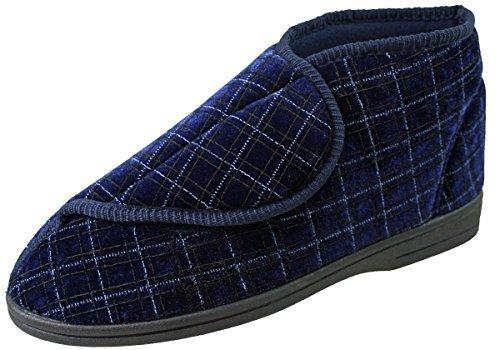 Surf4Shoes, Punta chiusa uomo, Blu (Blu), 41.5