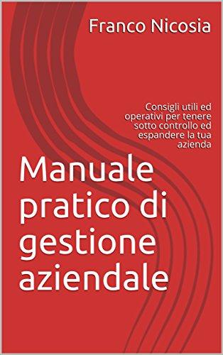 Amazon. It: manuale di economia e gestione aziendale g. Balestri.