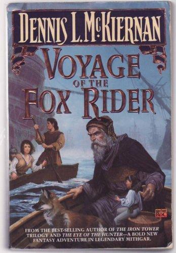 Voyage of the Fox Rider: Untitled por Dennis L McKiernan