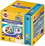 Pedigree DentaStix Hundesnack für kleine Hunde, 1 Packung je 56 Stück (1 x 880 g)