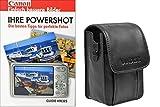 Foto Kamera Tasche LEATHER plus Fotobuch Canon Powershot für sx620 SX620 G9 N2 S120 S200 A2500 A3500