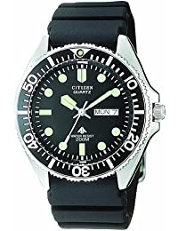 Citizen Quartz Gents' 200 Metre Diver Watch